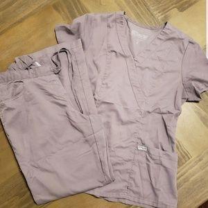Tops - Greys Anatomy Scrub Set